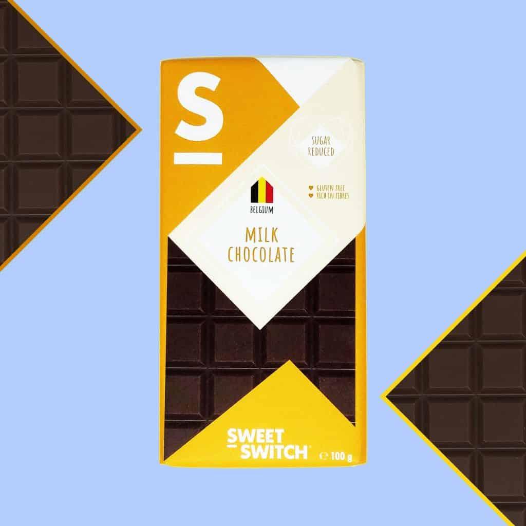 011 Milk chocolate