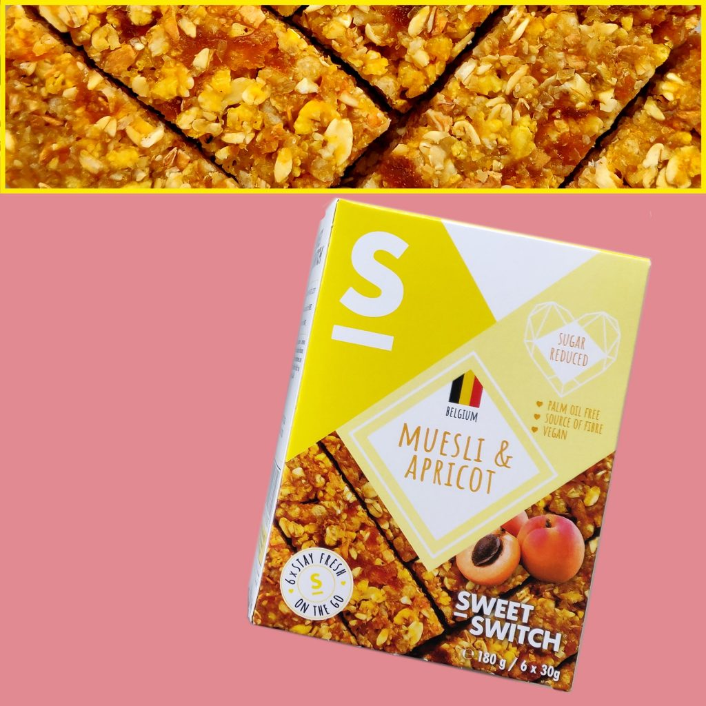 SWEET-SWITCH Muesli & apricots