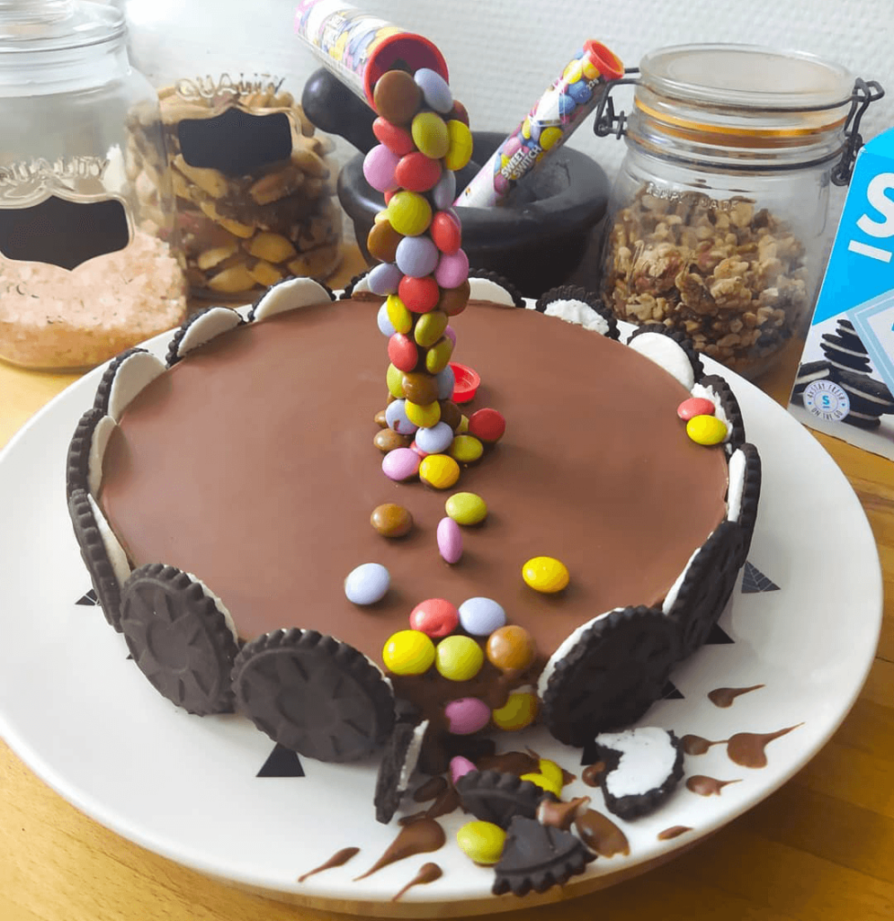 gravity cake SWEET-SWITCH 2