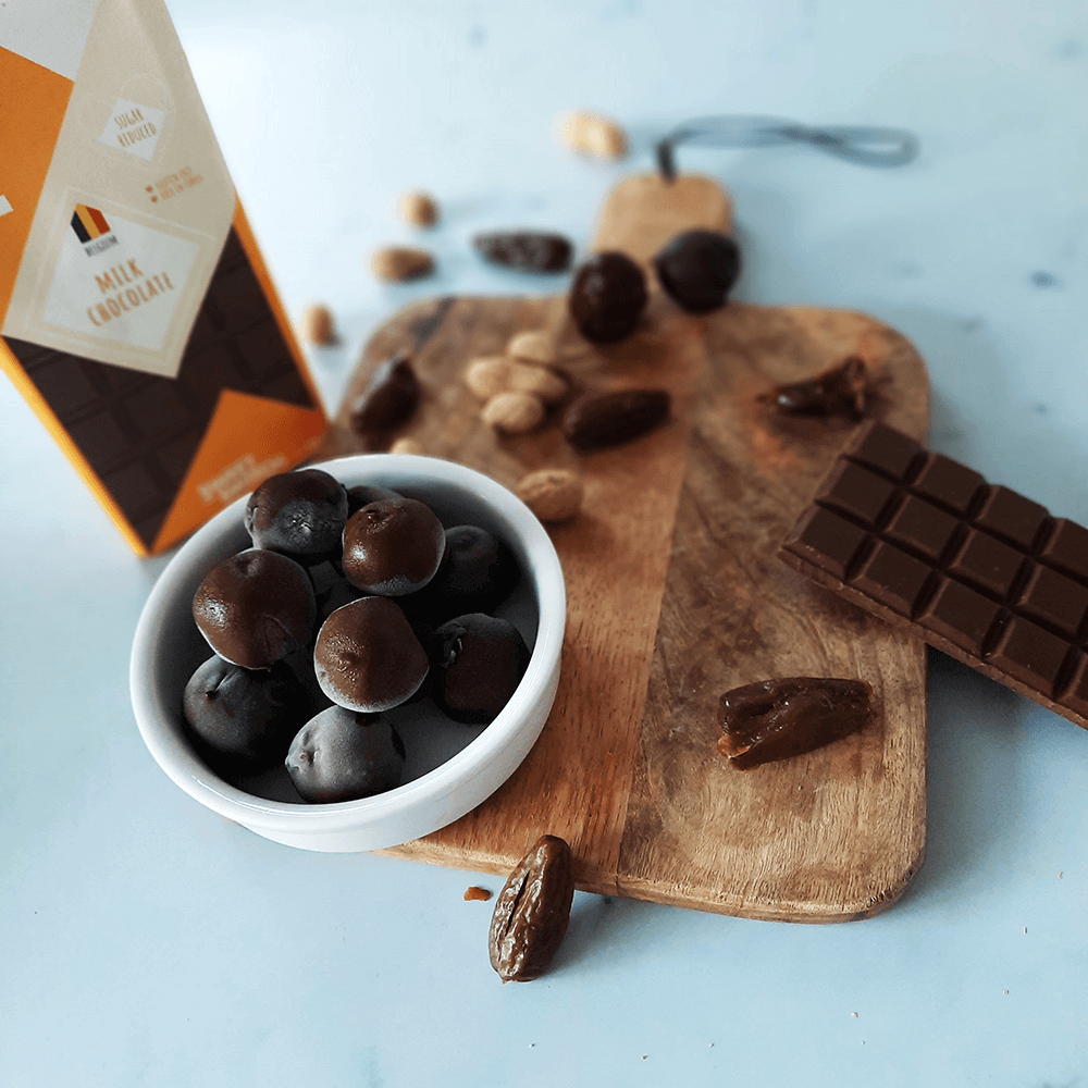 healthy nut bar