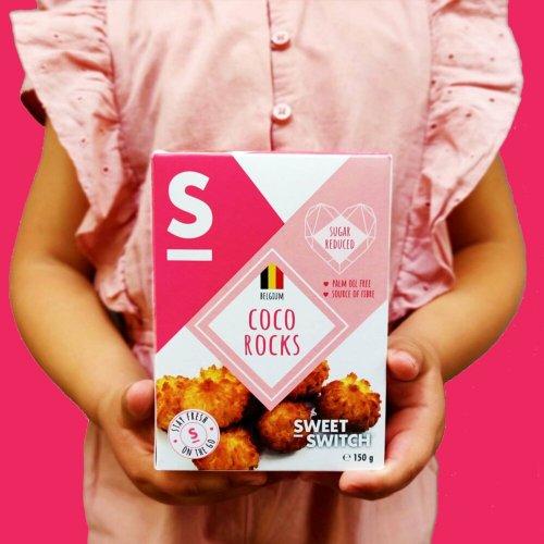 suikervrije verhaal SWEET-SWITCH