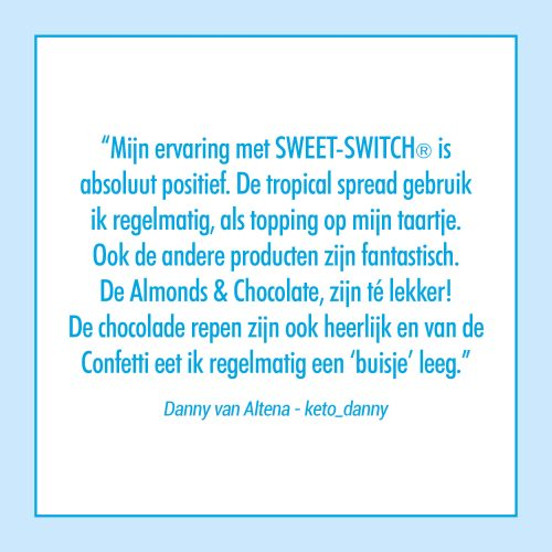 Review SWEET-SWITCH®